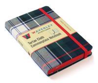 Dress MacKenzie: Waverley Genuine Scottish Tartannotebook
