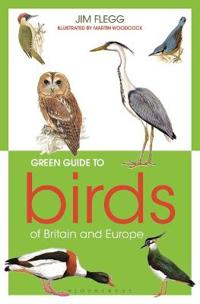 Green Guide to Birds Of Britain And Europe