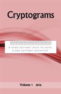 Cryptograms: Volume 1 2016