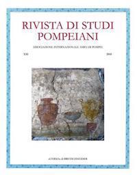 Rivista Di Studi Pompeiani 21/2010