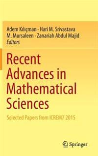 Recent Advances in Mathematical Sciences