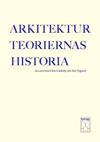 Arkitekturteoriernas historia
