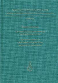 Persius-Scholien: Die Lateinische Persius-Kommentierung Der Traditionen A, D Und E