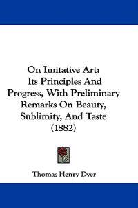 On Imitative Art