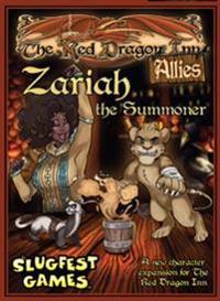 Red Dragon Inn: Allies - Zariah the Summoner Red Dragon Inn Expansion