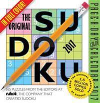The Original Sudoku 2017 Calendar