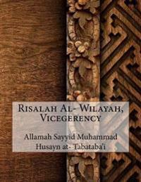 Risalah Al- Wilayah, Vicegerency