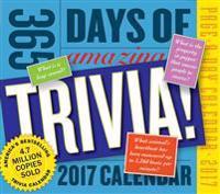 365 Days of Amazing Trivia! 2017 Calendar