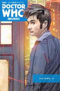 Doctor Who the Tenth Doctor Archive