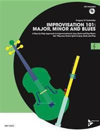 Improvisation 101: Major, Minor and Blues. C-Instrumente
