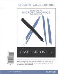 Principles of Microeconomics, Student Value Edition Plus Mylab Economics with Pearson Etext -- Access Card Package