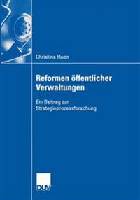 Reformen Offentlicher Verwaltungen