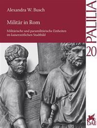 Militar in Rom