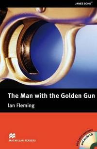 Macmillan Readers: The Man with the Golden Gun with CD Upper Intermediate Level