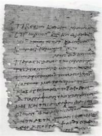Papyri In Honour Of E G Turner