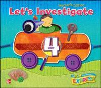 DLM Early Childhood Express, Teacher's Edition Unit 4 Let's Investigate