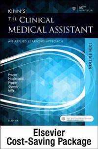 Kinn's the Clinical Medical Assistant + Study Guide + Procedure Checklist Manual