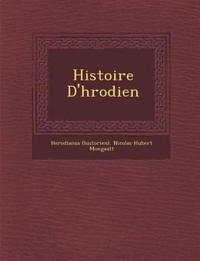 Histoire D'h¿rodien