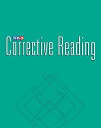Corrective Reading Comprehension Level C, Teacher Materials