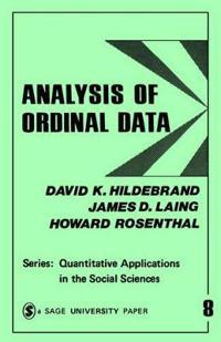 Analysis of Ordinal Data