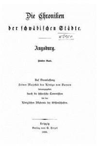 Die Chroniken Der Schwabischen Stadte