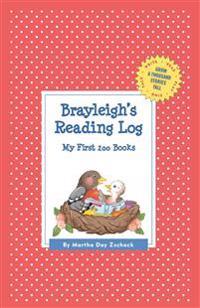 Brayleigh's Reading Log
