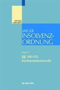 148-155; Insolvenzsteuerrecht