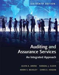 Auditing and Assurance Services Plus Mylab Accounting with Pearson Etext -- Access Card Package