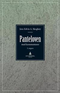 Panteloven - Jens Edvin A. Skoghøy | Inprintwriters.org