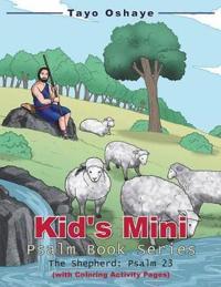 Kid's Mini Psalm Book Series