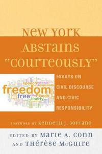 """New York Abstains """"Courteously"""""""