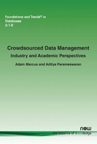 Crowdsourced Data Management