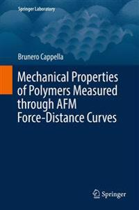 Mechanical Properties of Polymers Measured Through Afm Force-distance Curves