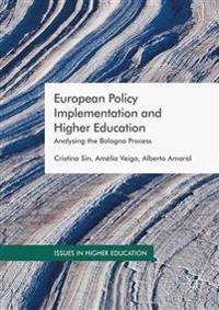 European Policy Implementation and Higher Education