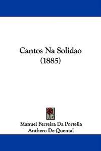 Cantos Na Solidao