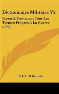 Dictionnaire Militaire