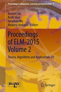 Proceedings of Elm-2015