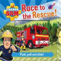 Fireman Sam Race To The Rescue Pull & Pop