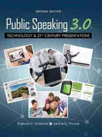Public Speaking 3.0