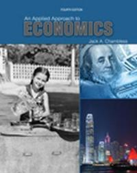 An Applied Approach to Economics