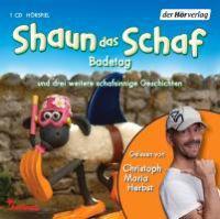 Shaun das Schaf. Badetag/CD