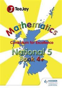 TeeJay CfE Maths Textbook 4+