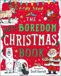 Anti-Boredom Christmas Book
