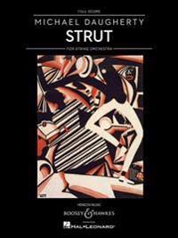 Strut for String Orchestra: Full Score
