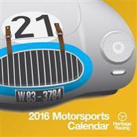 2016 Motorsports Calendar