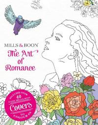 Art of romance - the official mills & boon colouring book