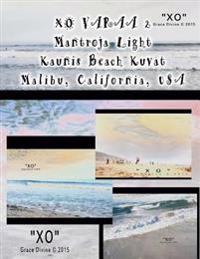 Xo Varaa 2 Mantroja Light Kaunis Beach Kuvat Malibu California USA