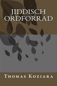 Jiddisch Ordforrad