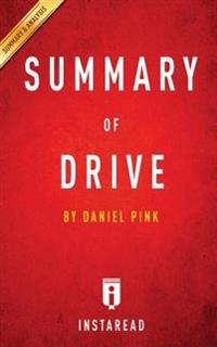 Summary of Drive: By Daniel Pink - Includes Analysis
