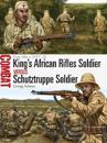 King's African Rifles Soldier versus Schutztruppe Soldier